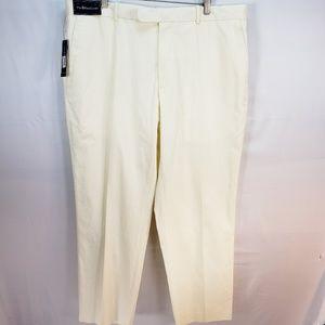 Ralph Lauren Ivory 100% Cotton Chinos 40-30